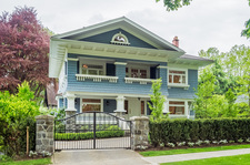 Shaughnessy House for sale:  6 bedroom 7,536 sq.ft. (Listed 2016-04-20)