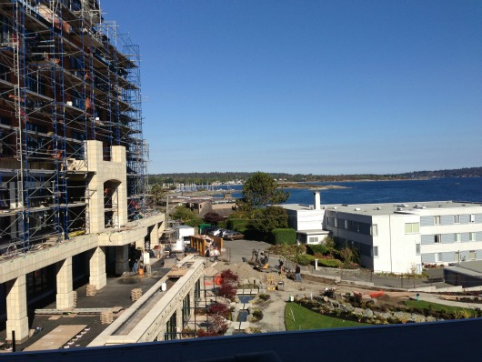 Oak Bay Beach Hotel Completion