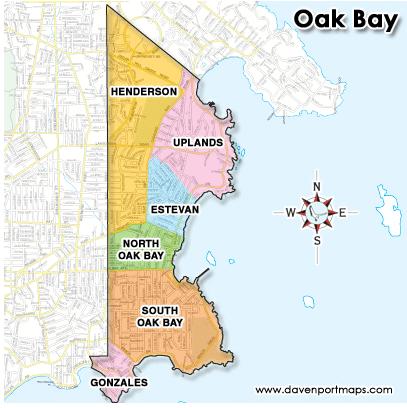 Oak Bay Real Estate on Vancouver Island
