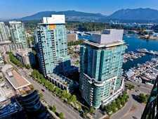 Coal Harbour Condo for sale:  2 bedroom 1,060 sq.ft. (Listed 2011-04-20)