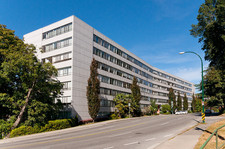 South Granville/Fairview Condo for sale: Hycroft Towers 1 bedroom 580 sq.ft. (Listed 2014-06-10)