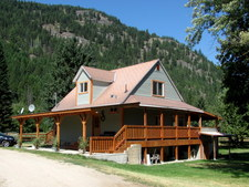 Grand Forks BC / Grandby River / Riverfront / Land / Acreage / Hay Farm / Cattle Ranch / House / Home / For Sale / MLS © Real Estate Listing Jennifer Brock Macdonald Realty Okanagan South / Kootenay Boundary