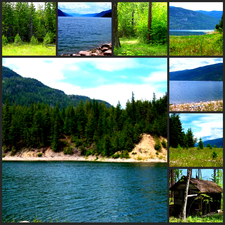 Lakefront Arrow Lake BC near Edgewood for sale by Jennifer Brock of Macdonald Realty Okanagan South / Boundary Country