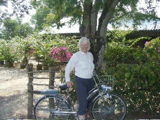 Bike bogenvillia