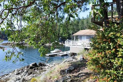nelson island bc real estate for sale