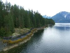 Jervis Inlet Subdividable Oceanfront for sale:    (Listed 2011-10-24)