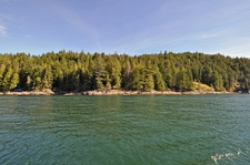 North Rendezvous Island Oceanfront Acreage for sale:    (Listed 2015-12-04)