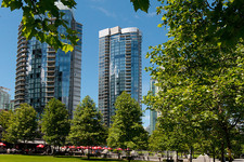 Coal Harbour Apartment for sale: Callisto 3 bedroom 2,290 sq.ft. (Listed 2013-06-27)