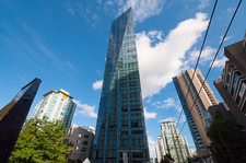 Coal Harbour Condo for sale: West Pender Place 2 bedroom 1,068 sq.ft. (Listed 2013-09-18)