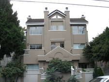 Kitsilano Townhouse for sale: The Spindrift 1 bedroom 672 sq.ft. (Listed 2013-02-04)