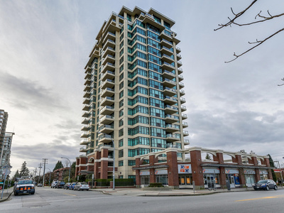 Uptown Condo for sale: THE UPTOWN 2 bedroom 1,220 sq.ft. - 1706 615 HAMILTON STREET, New Westminster, BC, V3M 7A7
