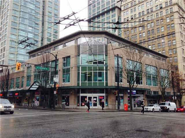 Downtown Strata for sale: Conference Plaza  243 sq.ft. (Listed 2016-02-25)