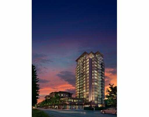 Co Condominium for sale: The Parc 1 and Den 679 sq.ft. (Listed 2009-10-20)