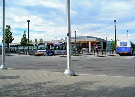 SFU Transit Hub