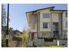 Simon Fraser Univer. Townhouse for sale: Serenity 4 bedroom  Stainless Steel Appliances, Laminate Floors, Plush Carpet 1,958 sq.ft. (Listed 2014-09-16)