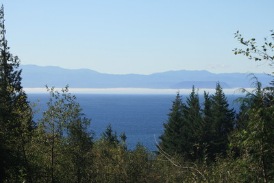 Sooke, French Beach Ocean View Acreage Lot for sale:    (Listed 2010-08-09)