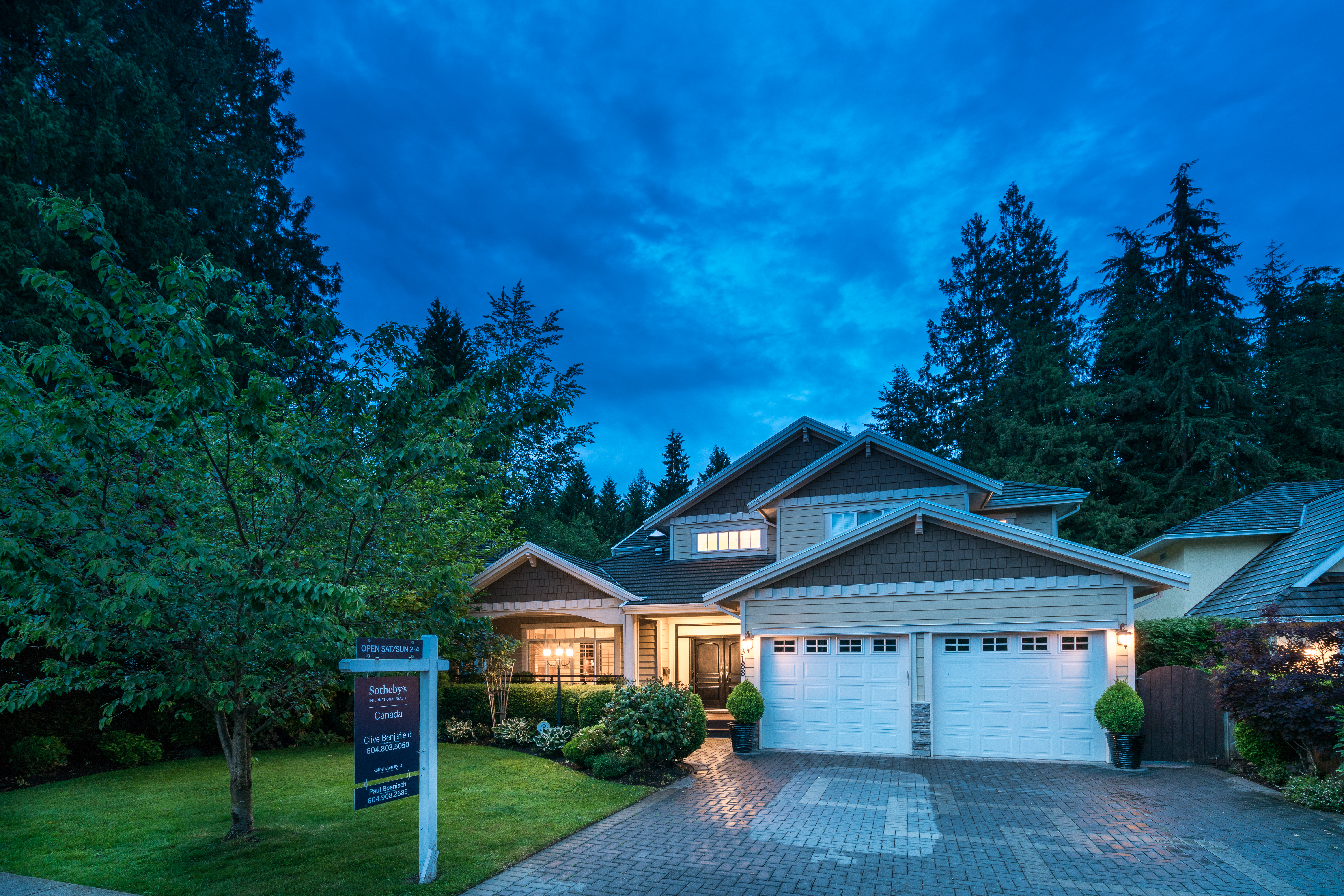 Capilano  House for sale:  6 bedroom 4,576 sq.ft. (Listed 2017-05-31)
