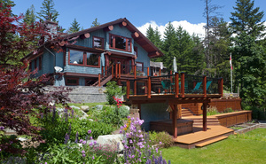 Pemberton Chalet with Acreage for sale: Ivey Lake Estates 5 bedroom 4,510 sq.ft. (Listed 2014-11-28)
