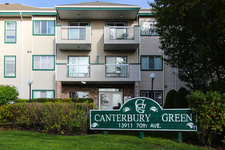 Surrey Condo for sale: Canterbury Green 1 bedroom 900 sq.ft. (Listed 2014-11-06)