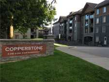 New Westminster Condo for sale: Copperstone 2 bedroom 826 sq.ft. (Listed 2015-04-07)