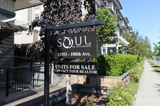 Surrey Townhouse for sale:  3 bedroom 1,146 sq.ft. (Listed 2015-06-08)