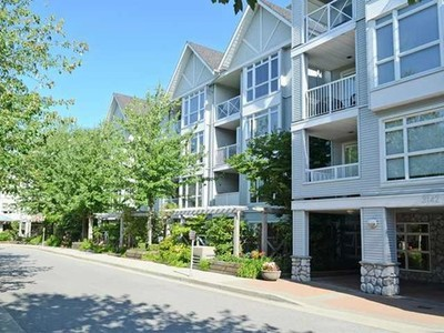 Port Moody Centre Condo for sale:  2 bedroom 830 sq.ft. (Listed 2015-01-29)