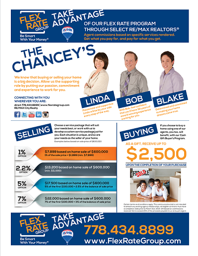 Real Estate Agents The Flex Rate Group Flyer Remax 2.png