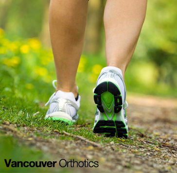 Vancouver Orthotics for Foot Pain