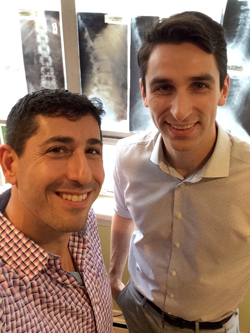 Dr. Daniel Birch, Dr. Michael Horowitz, Vancouver Orthotics