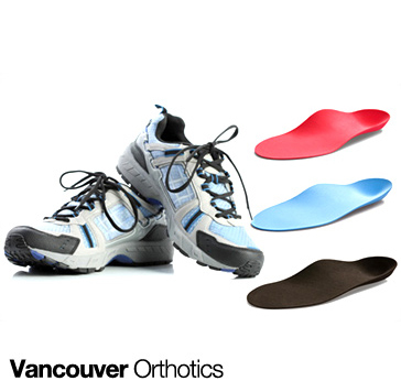 Vancouver Orthotics Foot Pain 1