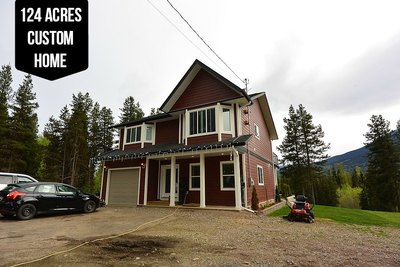 Smithers, Rural Home with Acreage for sale:  3 bedroom 2,074 sq.ft. (Listed 2017-01-01)
