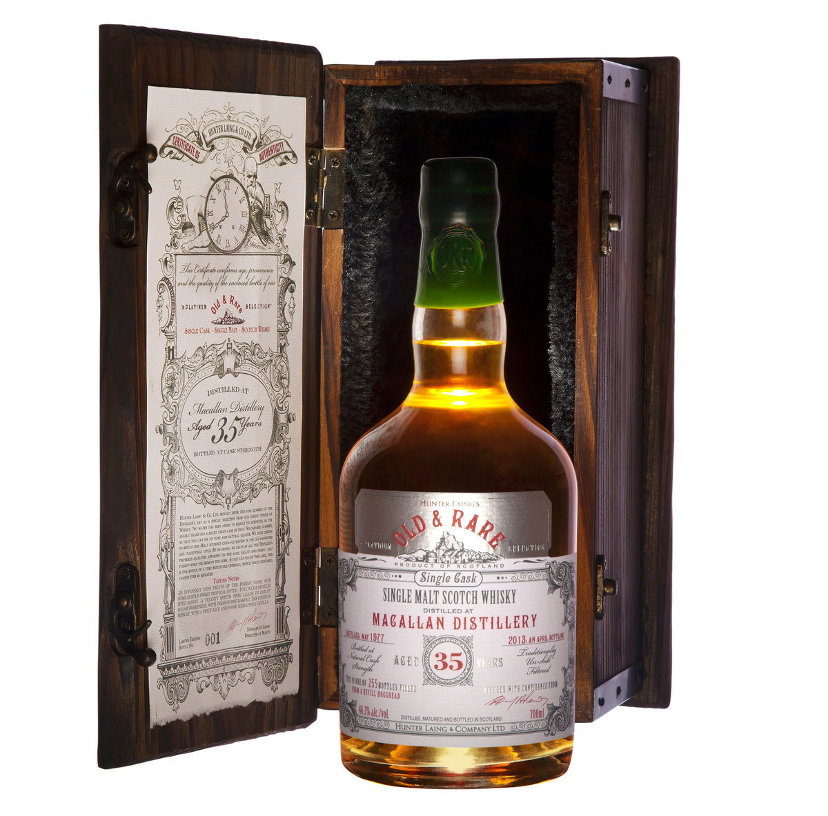 Macallan Old & Rare 35yo