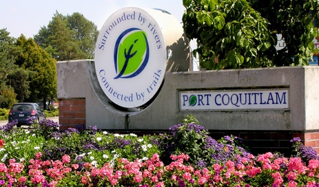 Port_Coquitlam Sign