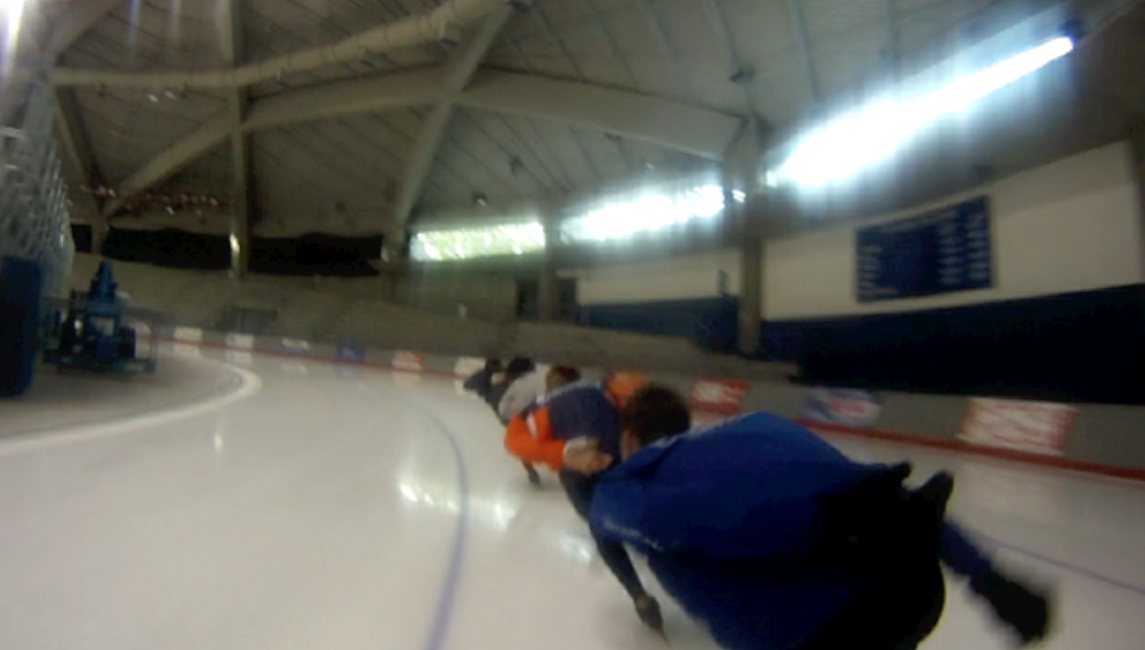 GoPro Speed Skating Kevin Jagger Long Track Long Shot Speed Skating Blog Amateur Athlete Canada