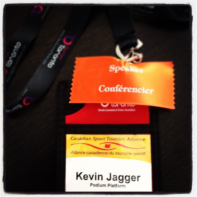 Badge 2012 Sport Events Congress Kevin Jagger Long Track Long Shot Amateur Athlete Sponsorship Blog.jpg