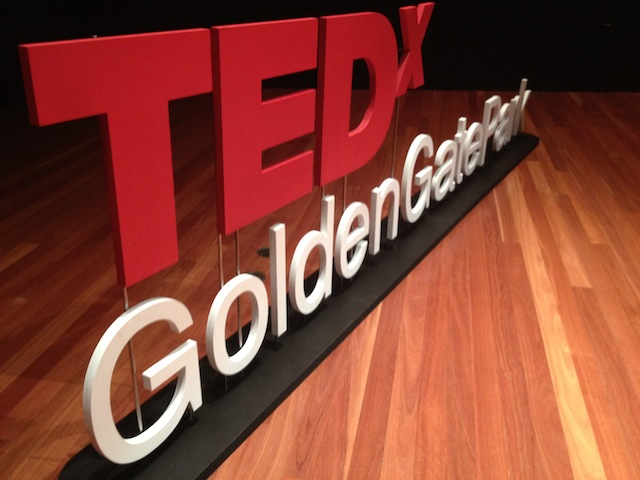 Sign Kevin Jagger speaking at TEDx Golden Gate Park San Francisco Inspirational Talk.jpg