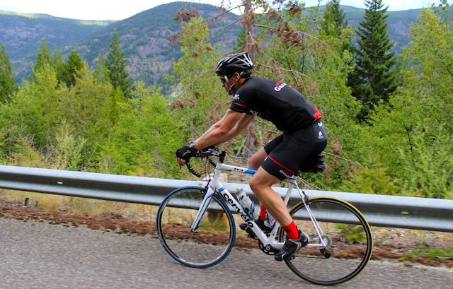 Hill Repeats Cycling Training Kevin Jagger Long Track Long Shot GranFondo Banff Blog Ambassador.JPG
