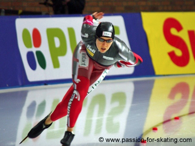 Cindy Klassen Long Track Long Shot Team Canada Speed Skating Bio.png