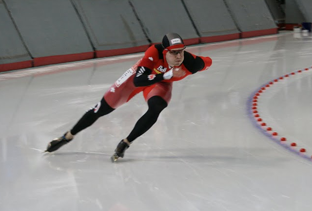 Matthew McLean Team Canada National Development Team Long Track Speed Skating