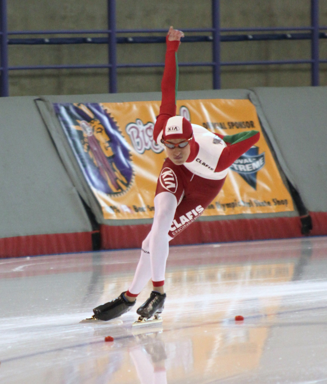 Julius Pokol Long Track Long Shot Team Canada Speed Skating Bio.png