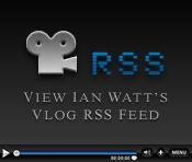 Ian Watt's Vlog RSS Feed