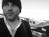 Ian Watt flying to the Gulf Islands.JPG