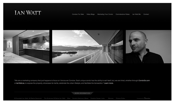 Ian Watt Web Marketing Vancouver Condos