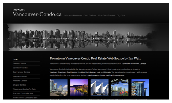 Ian Watt Web Marketing Vancouver Condo