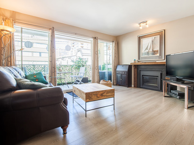 West End West End Condo for sale: Westpoint Terrace 2 bedroom 983 sq.ft. (Listed 2016-07-31)