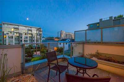 False Creek Apartment for sale: The Foundary 2 bedroom 1,313 sq.ft. (Listed 2014-07-31)