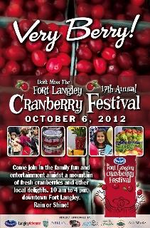 Cranberry Festival 2012