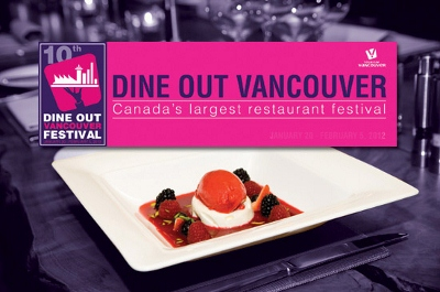 Dine Out Vancouver 2013