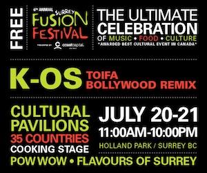 Surrey Fusin Festival 2013