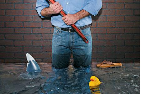 Basement Leaks